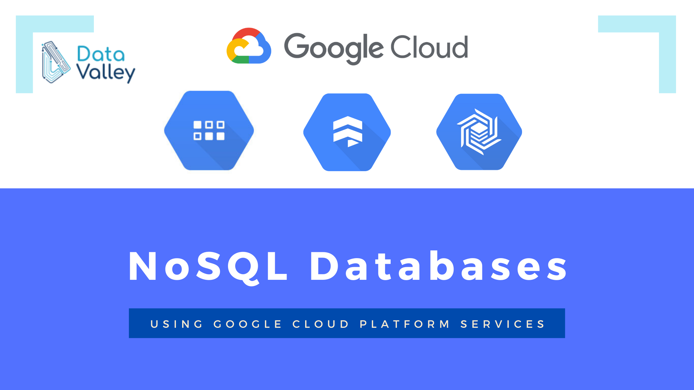 NoSQL Databases in GCP